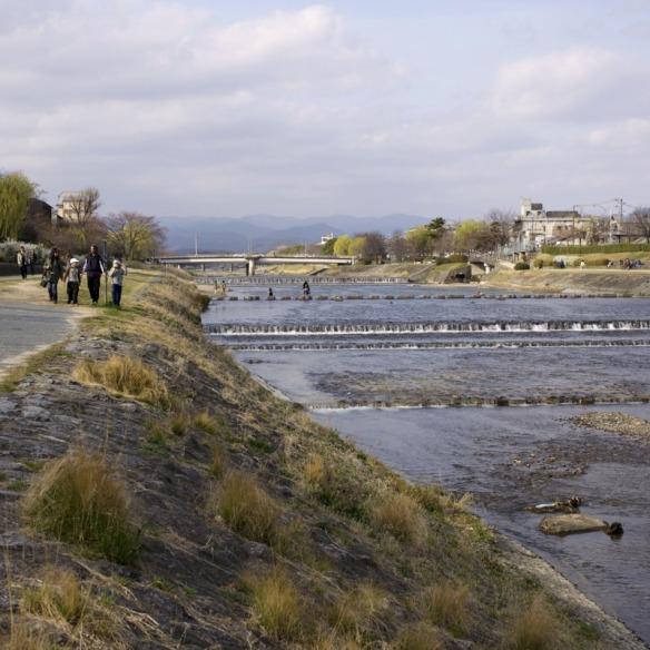riverKyoto
